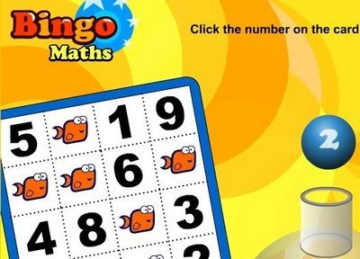 bbc bingo maths game