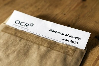 exam results paper