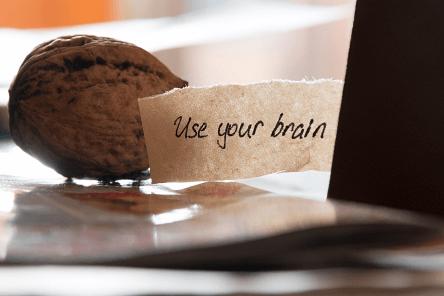 Use you brain to self improve