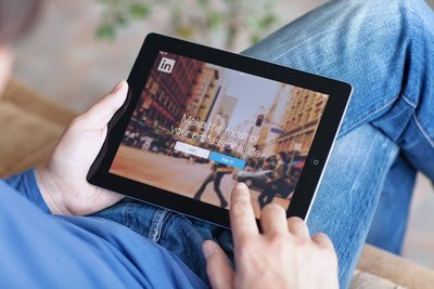 why you need a LinkedIn profile